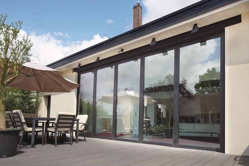 Local Multifolding bifold Doors Tunbridge Wells, Kent