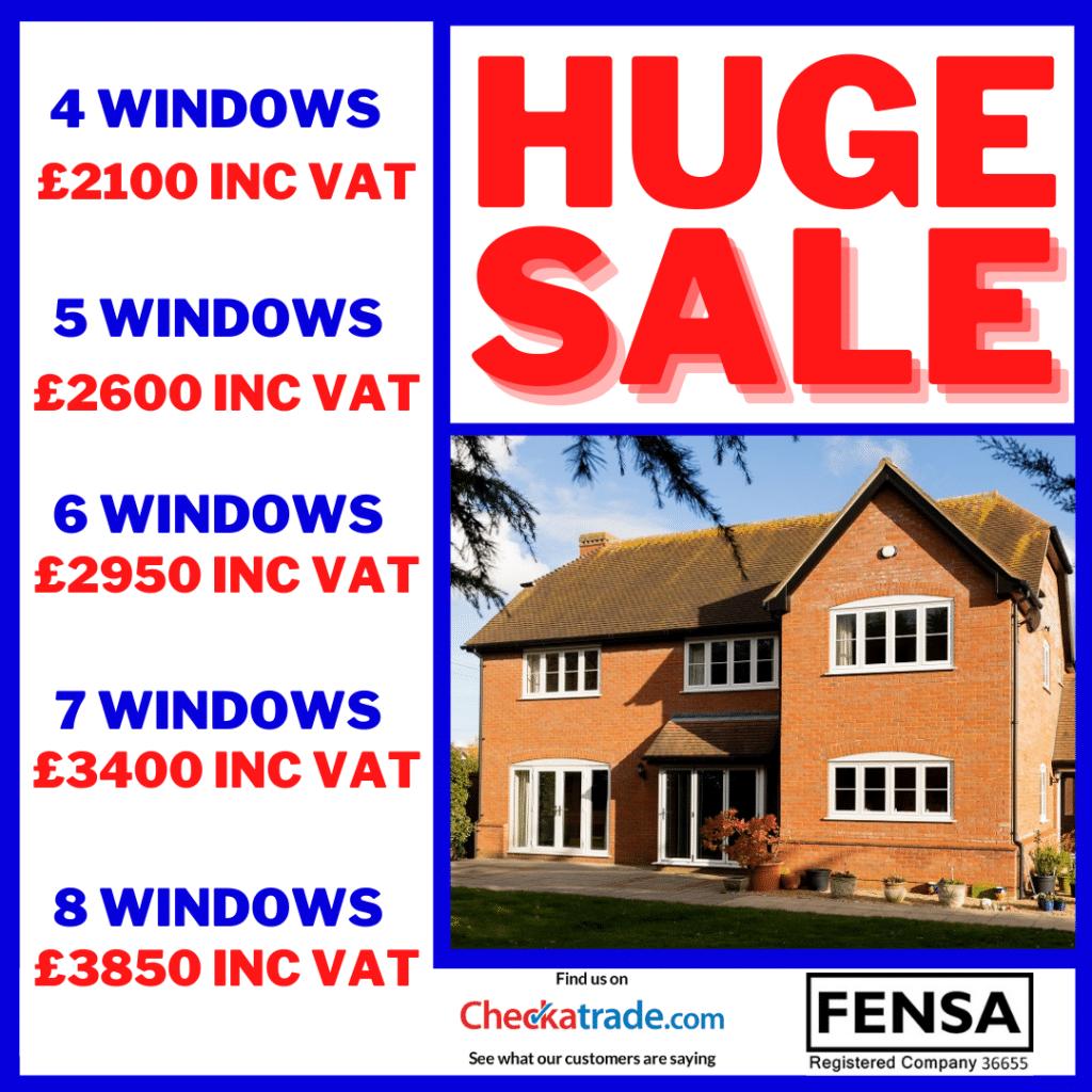 Double Glazing Special Offers Tunbridge Wells Kent